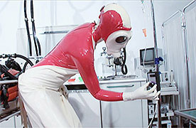 Latex Clinic Medical Examination
