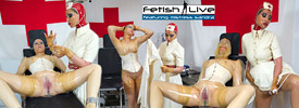 Fetish Live Featuring mistress Sandra