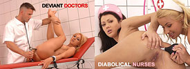 House of Taboo - Devian Doctors, Diabolical Nurses