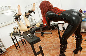 Bondage rubber clinic